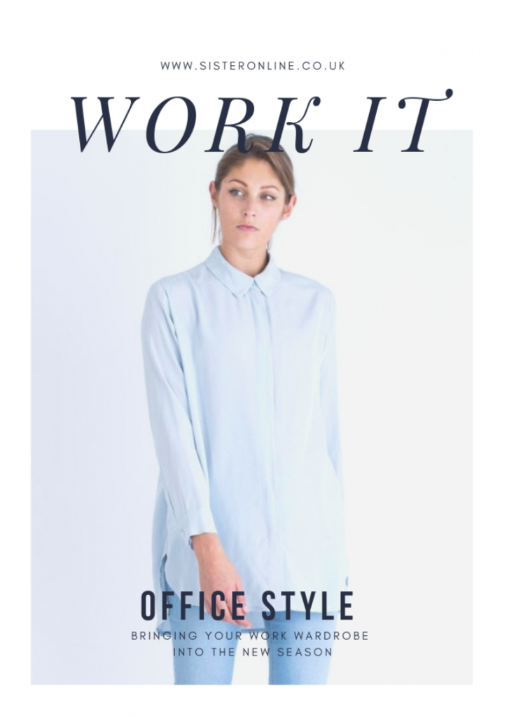 Work It! In The Best Work Shirts