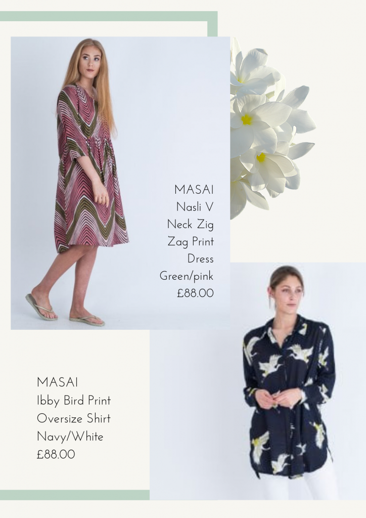 15% OFF MASAI: MAY DAY SALE
