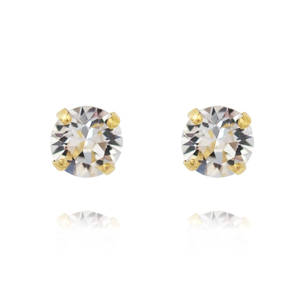 classic a stud diamond of collections pair yellow earrings graff square emerald cut