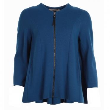 8d8e9b81ab7 Swing Zip Jacket in Blue · D EXTERIOR ...