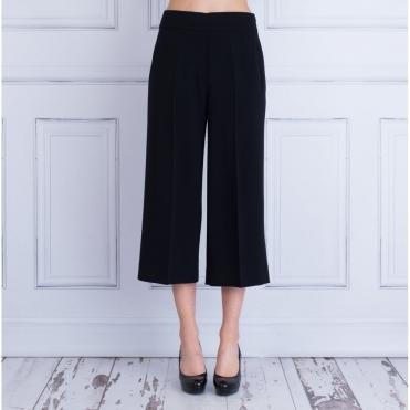 df79d2810b9 Wide Leg Culotte Trouser In Black · D EXTERIOR ...