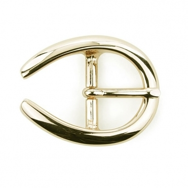 Horseshoe Buckle In Gold