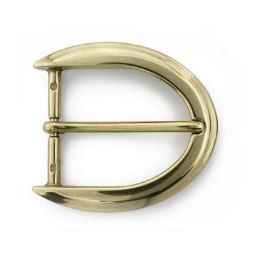 Small Buckle In Gold