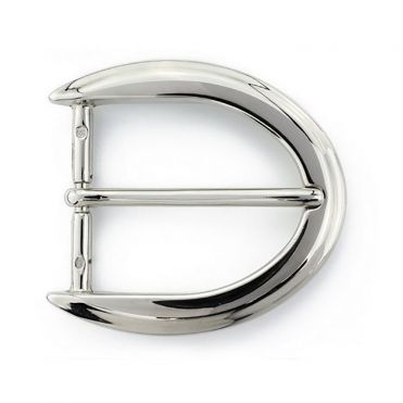 Small Buckle In Silver