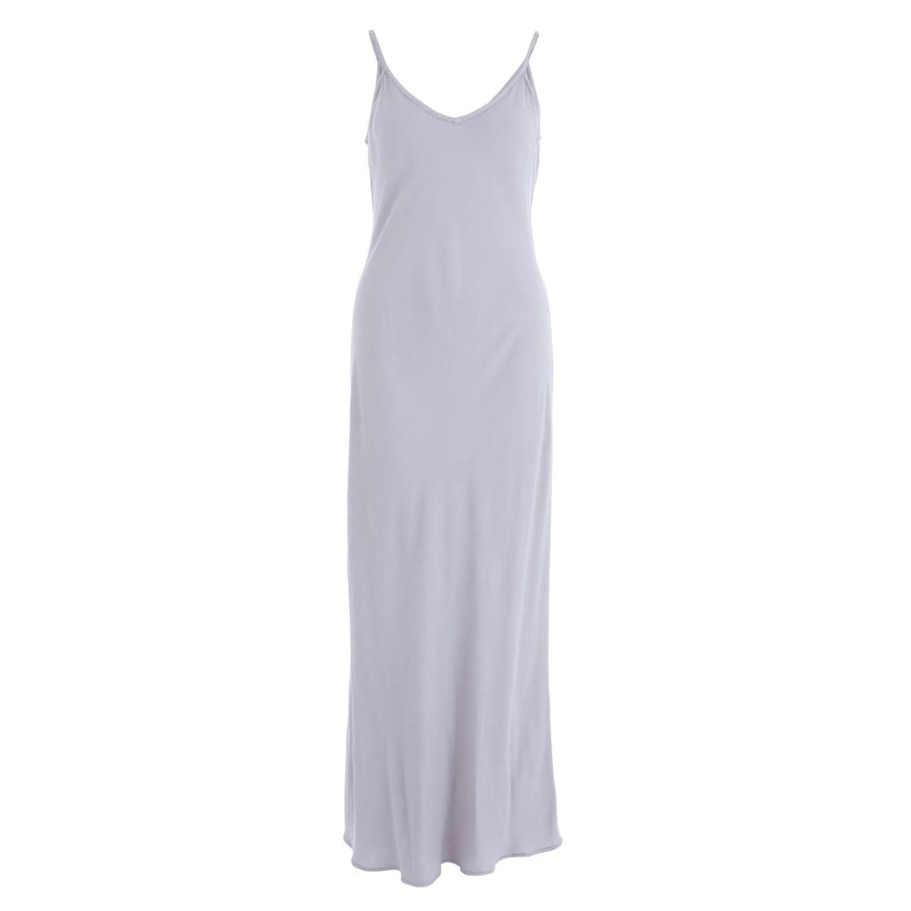 HW7 Maxi Slip Dress In Taupe