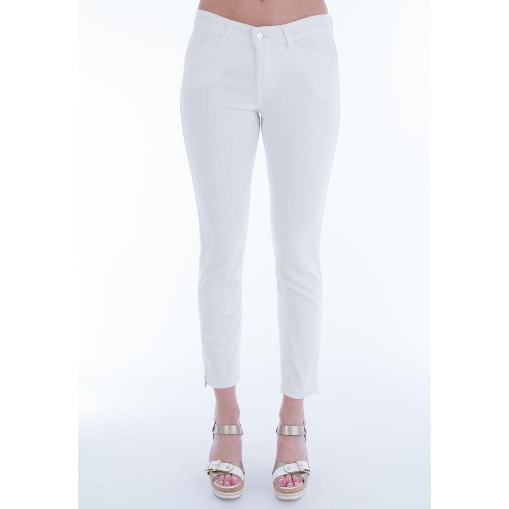 cfc9eb519284 Dream Summer Chic Authentic Jean in Off White 5450 00 27L