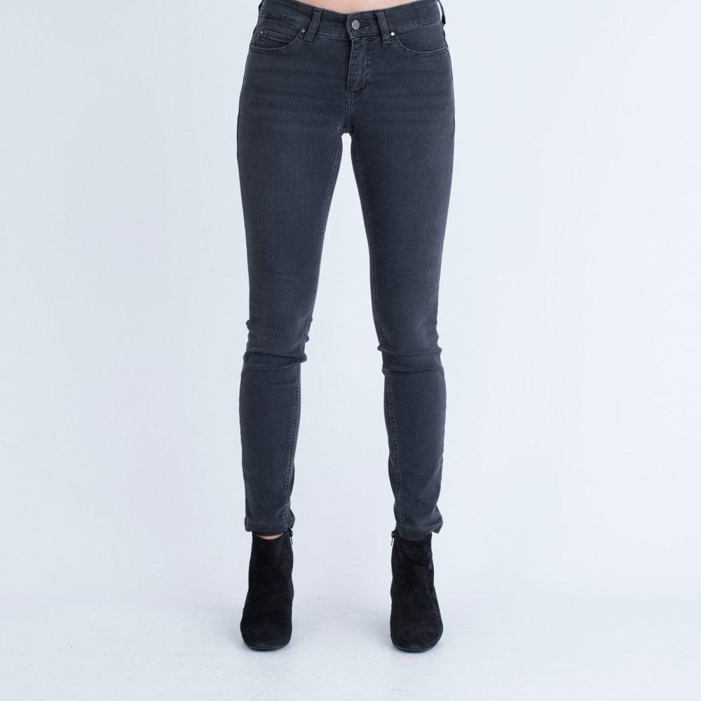 153bcb19c182 Mac Dream Skinny Jean 32L Dark Grey Used Wash D975