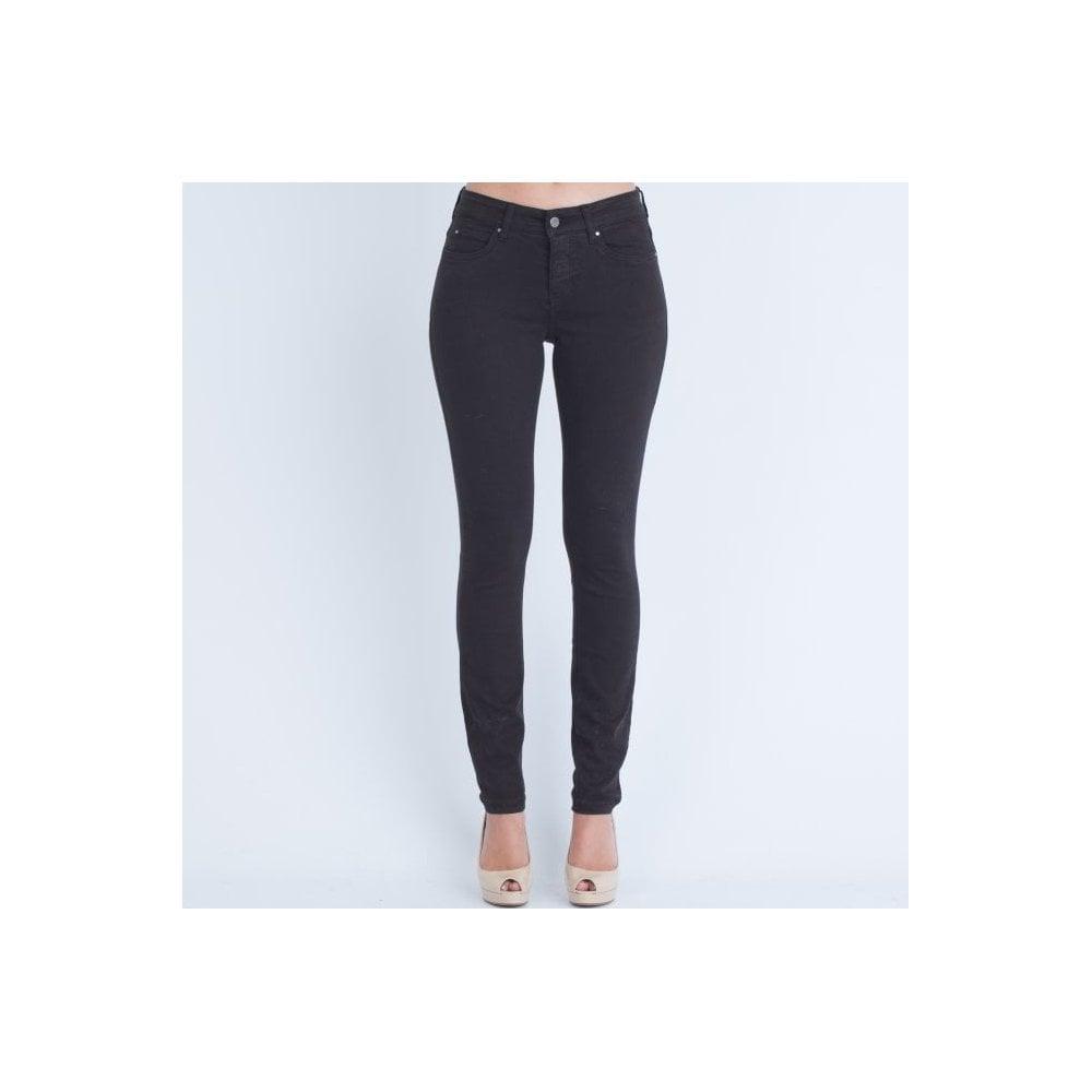 01c2772d2335 Mac Dream Skinny Leg 32L Dark Chocolate