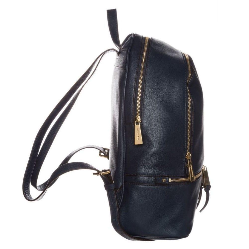 e00aeff2886ff3 ... michael kors uk backpack Rhea Back Pack with Zip in Black ...
