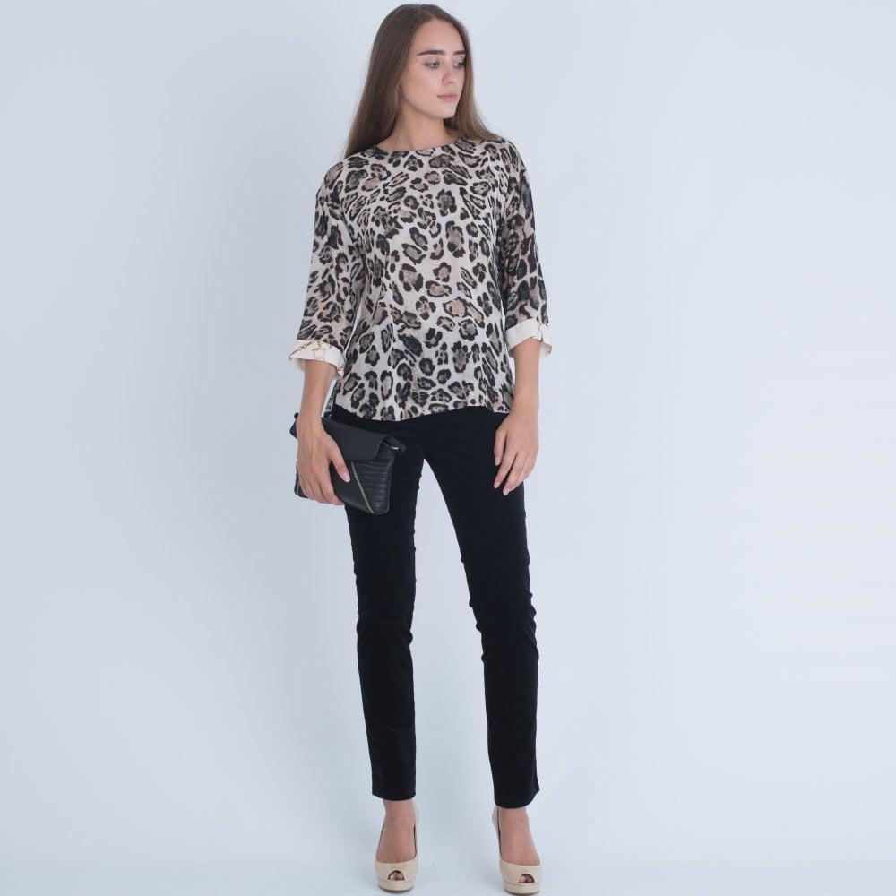 789f97db5bd7 Leopard Print Chiffon Dress Uk | Saddha