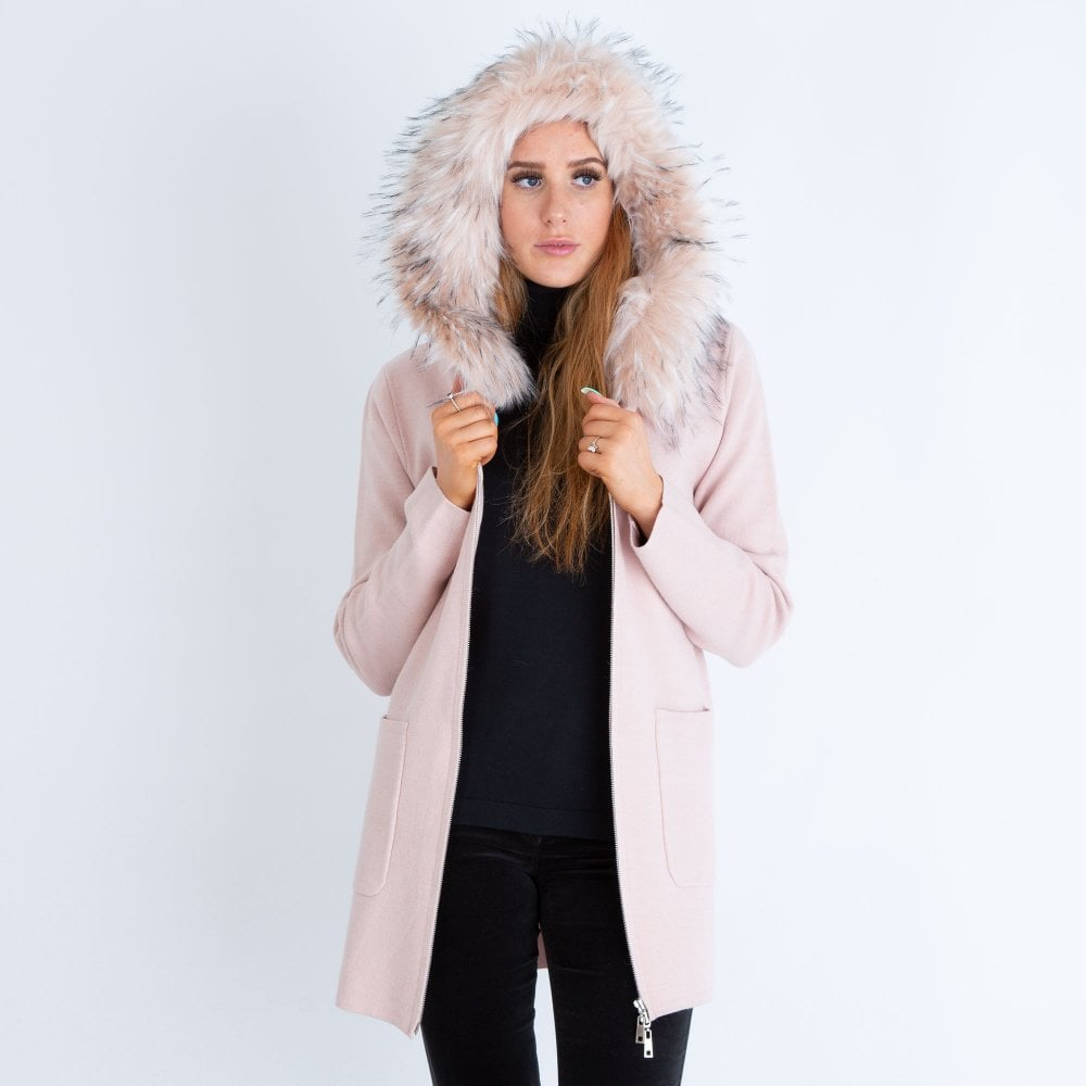 Women/'s Pure Cashmere Long Cardigan with Shawl CollarMisty Cashmere