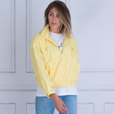 Tommy Hilfiger Susan Short Packable Hooded Mac Yellow 3ba533e18